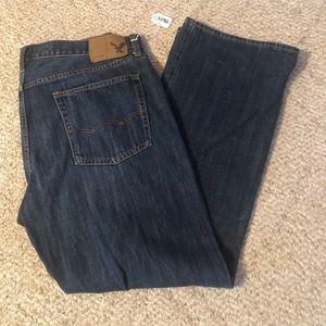 American Eagle Original Boot Jeans 36 x 30 3282